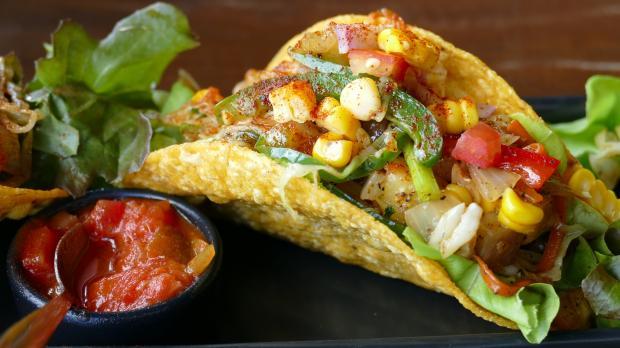 блюдо мексиканской кухни