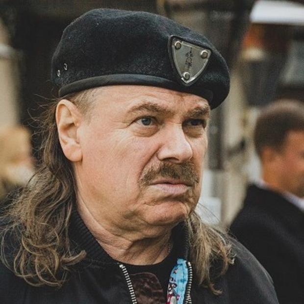 Владимир Пресняков-стрший