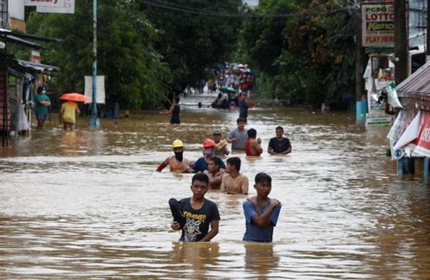 тайфун вамко на филиппинах