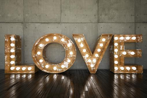 слово любовь