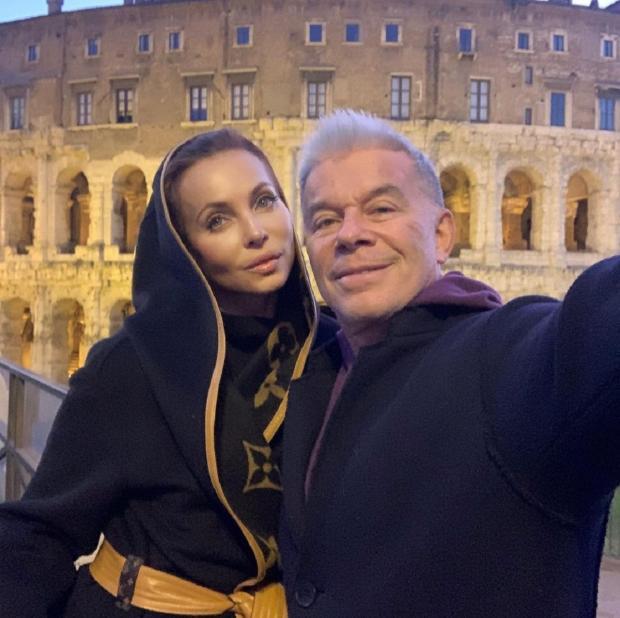 Марина и Олег Газмановы