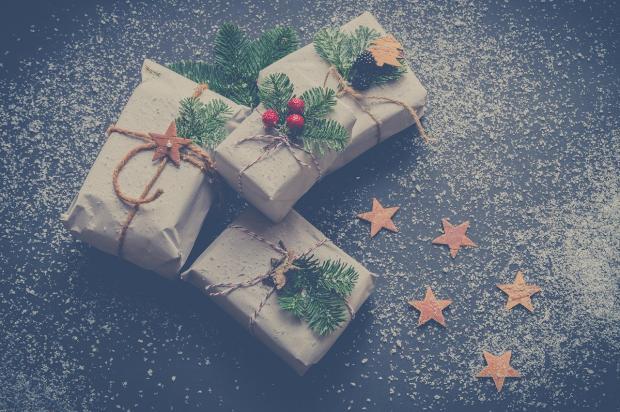 подарки пропорошенные снегом