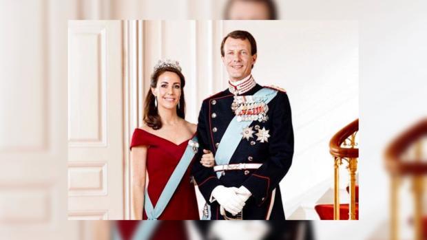Принц и принцесса Датские