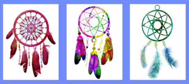 изображения трех ловцов снов для психологического теста