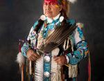 Мужчина из племени кри