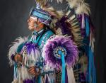 Мужчина из племени киова