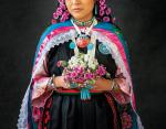 Женщина из племени пуэбло