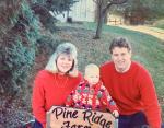 Тейлор Свифт  с родителями