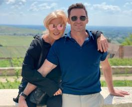 Новое фото Хью Джекмана с женой: актер трогательно поздравил Деборру-Ли с 65-летием