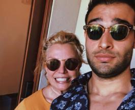 Бритни Спирс отмечает 39-й день рождения в компании молодого возлюбленного: фото и видео