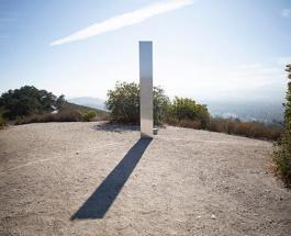 В третий раз за 10 дней: новый загадочный монолит обнаружен в Калифорнии