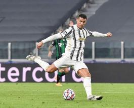 Криштиану Роналду забил 750-й гол и вошел в тройку футболистов-рекордсменов