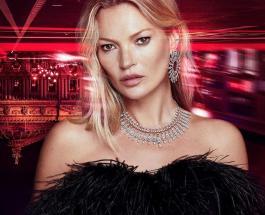 Кейт Мосс на обложке Vogue в 1993 и 2020: как за 27 лет изменилась внешность супермодели