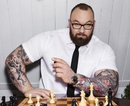 """Гора из """"Игры престолов"""" стал боксером: самый сильный человек планеты сразится со Стивом Уордом"""