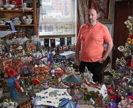 Рождественская сказка за 36 000 долларов: британец не пожалел денег на украшение дома