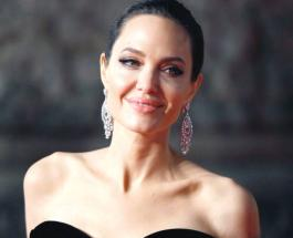 Анджелина Джоли в стильном повседневном образе попала в объективы папарацци