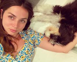 Новая девушка Бонда: лучшие фото красивой кубино-испанской актрисы Аны де Армас