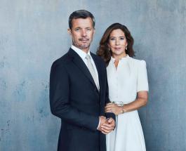Украшение королевской резиденции Принца Фредерика и Принцессы Мэри: красивые фото из дворца