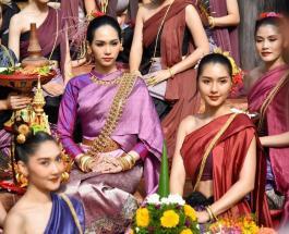 """Конкурсантки """"Мисс Таиланд 2020"""" упали в грязный пруд: видео обрушения моста сняли на видео"""