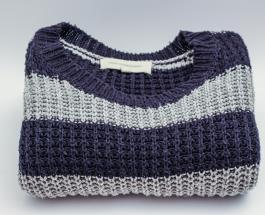 """Как спасти первоначальный вид шерстяного свитера который """"сел"""" после стирки"""