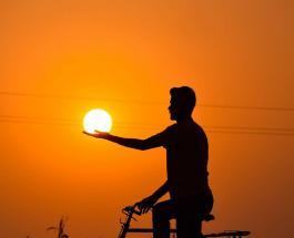 12 удивительных работ индийского фотографа показывающих чудесную красоту солнца