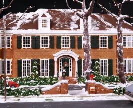 """Съедобная сцена из фильма """"Один дома"""": кондитер сделала потрясающие декорации из имбирного печенья"""