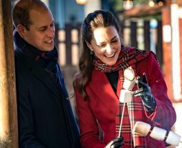 Одно пальто - несколько разных образов: стильные приемы Кейт Миддлтон