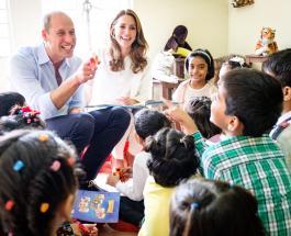 Рождественский сюрприз от Кейт Миддлтон и Принца Уильяма: супруги порадовали детей подданных