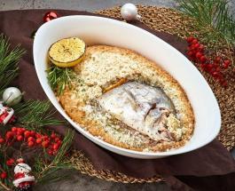 Дорада запеченная в соли: рецепт аппетитного блюда для праздничного стола