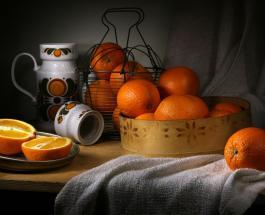 10 удивительных способов использования апельсиновой корки в быту