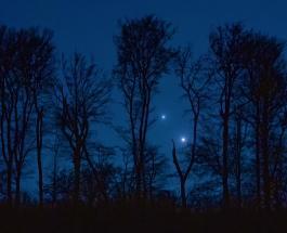 Сближение Юпитера и Сатурна: редкое явление которое можно наблюдать 21 декабря
