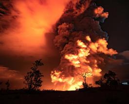 На Гавайях проснулся один из самых активных вулканов в мире: жителей просят не покидать дома