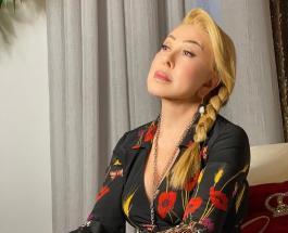 Любовь Успенская в блестящем наряде: новые фото певицы вызвали неоднозначную реакцию
