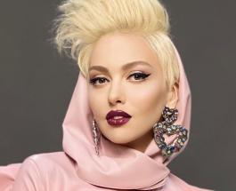 Оля Полякова не похожа на себя на новых фото: певицу сравнивают с другими артистками