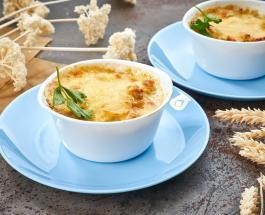 Жюльен с грибами и луком-пореем: рецепт вкусной закуски для праздничного стола