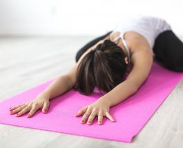 Топ-6 лучших асан йоги для избавления от стресса
