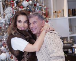 Семейная фотосессия Газмановых: Олег и Марина - невероятно красивая пара