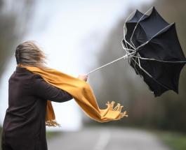 Шторм Белла обрушился на Великобританию: скорость ветра достигает 160 км в час