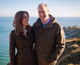 Лучшие семейные фото Кейт Миддлтон и принца Уильяма в 2020 году