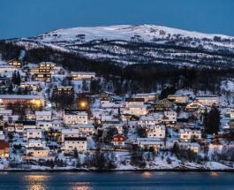 Оползень в Норвегии: сотни людей эвакуированы из опасного района