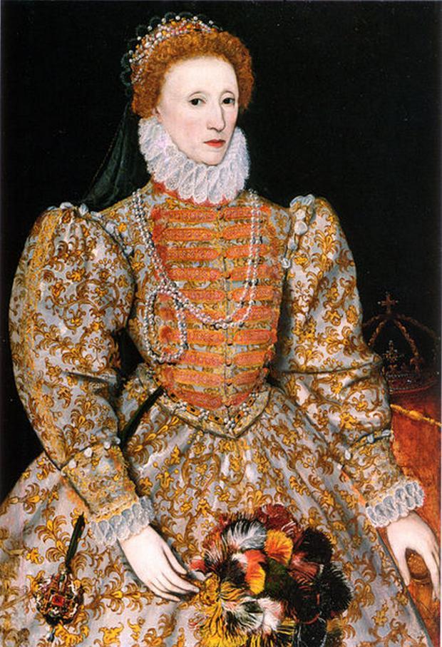 Портрет Елизаветы I