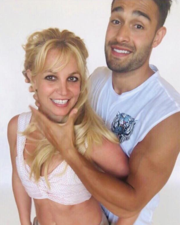 Бритни Спирс с молодым бойфрендом