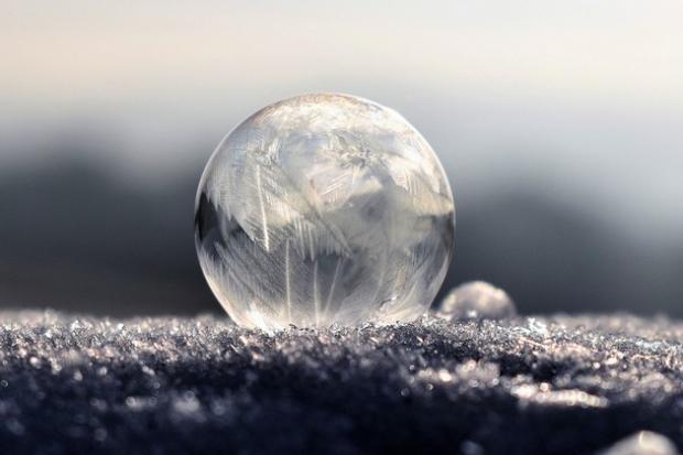 хрустальный шар для теста-предсказания