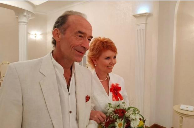 Владимир Торсуев с женой