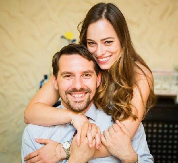 Принц Николай с женой