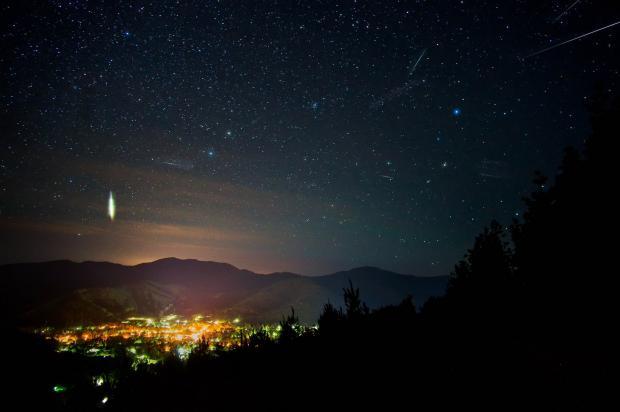 метеорный потом Гемениды