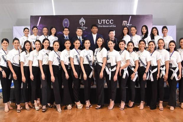 30 участниц конкурса красоты