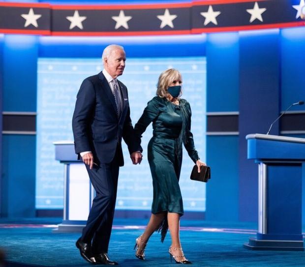 Джилл и Джо байден