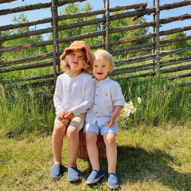 Дети Принца Карла Филиппа и Принцессы Софии