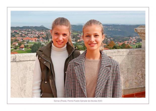 Дочери короля и королевы Испании